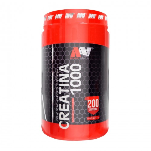 ADVANCE NUTRITION CREATINA 1000 GRS