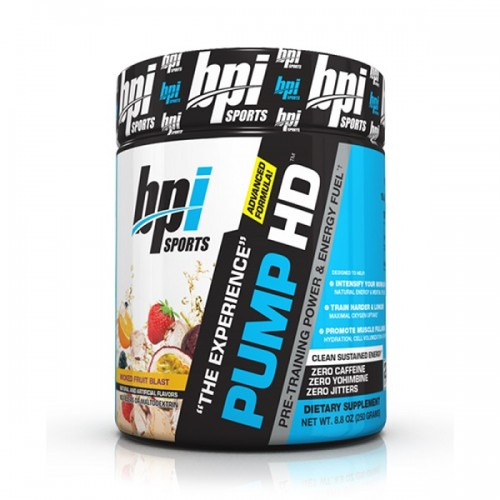 BPI PUMP-HD 25 SERV