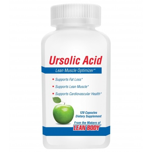 LABRADA URSOLIC ACID 120 CAPS