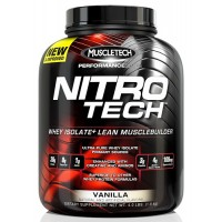 MUSCLETECH NITRO-TECH PERFORMANCE SERIES 4 LBS