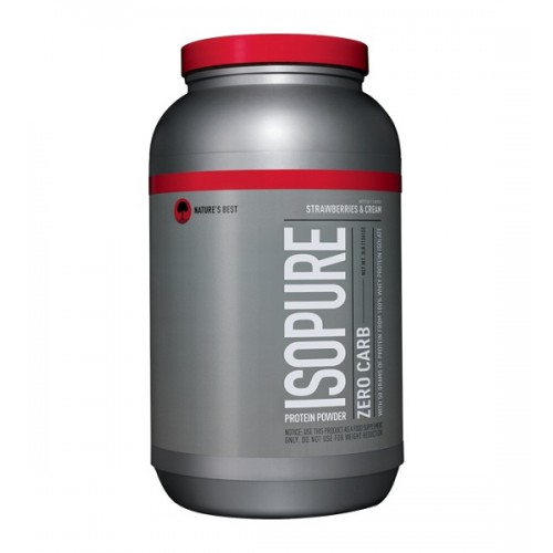 NATURE BEST ISOPURE ZERO CARB 3LBS
