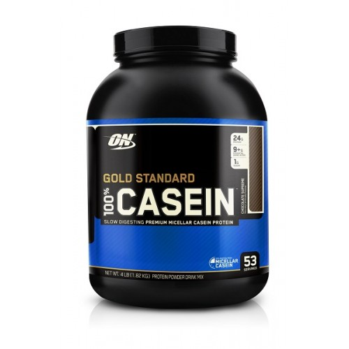 OPTIMUM NUTRITION 100% CASEINA GOLD STANDARD 4LBS